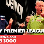 *NEWS* Night 6 of the 2015 Betway Premier League Darts @OfficialPDC will take place here in #Nottingham on 12 March. http://t.co/YsYYbftt9D