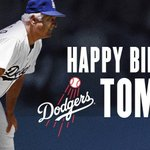 RT @Dodgers: Happy 87th birthday to one of the all-time greats, @TommyLasorda! http://t.co/LlhDBGF8vb
