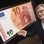 RT @RPPNoticias: El nuevo billete de 10 euros entra en circulación este martes. http://t.co/2jYwyd6oVj http://t.co/UqTQai5e2E