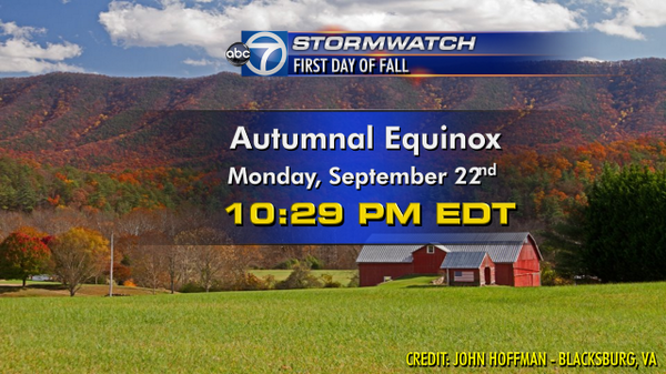 Lauryn Ricketts (@laurynricketts): #Autumn officially begins this evening at 10:29 p.m EST! Found out more here http://t.co/ygjNHa2yBL http://t.co/rTrwVWg7Ul