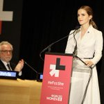 .@EmWatson becomes a force to be reckoned with, asking boys and men to make a stand #HeForShe http://t.co/vJuePjxAIV http://t.co/4i1me0O2If