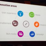 And the innovation areas for @HPSoftware digital experience management #HPEngage14 #digitalmarketing #WCM http://t.co/6wMy6IEucS