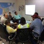 RT @GustavoMarcano: Estamos reunidos equipo Clínica Municipal y #Fumigacion2014 #Lecheria planificando acciones de la semana. http://t.co/5ZdIGfqk5m
