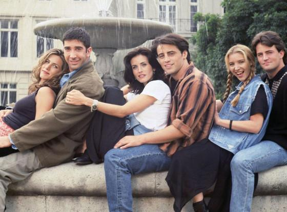 "The very first episode of ""Friends"" aired 20 years ago today! #FRIENDS20TH http://t.co/MWXNsUbiGK"