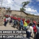 #EsDePatas que te armen la juerga de cumple! @Radio_Oxigeno http://t.co/RiaX8h8FPd