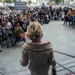 .@EsperanzAguirre declara como imputada por un presunto delito de desobediencia http://t.co/lOVt9J4CS5 http://t.co/gbjsnZWVI4