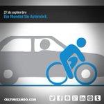 #UnDíaComoHoy se conmemora el Día Mundial Sin Automóvil. http://t.co/poo1BgKxDR