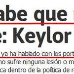 ¿Cómo sabe la prensa un día antes que Casillas será suplente contra el Elche? Si, Iker lo ha vuelto a hacer. http://t.co/YcEO5kZrzU