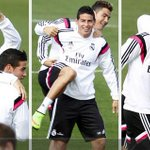 RT @marca: Cristiano se llevó a James a su rondo ▶ http://t.co/SUAC2AQedr http://t.co/4G5as9fYhU