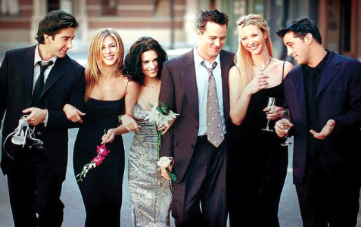 Exactly 20 years ago today, the very first episode of Friends aired and the world became a better place http://t.co/nyqY4euf7M