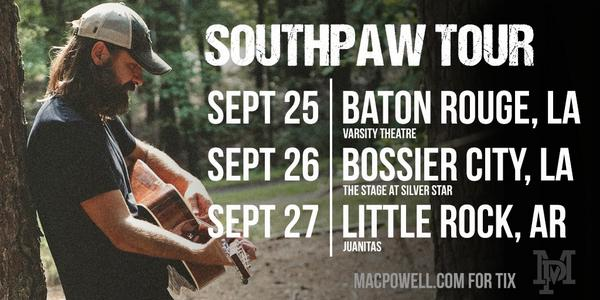 Sure could use your help in getting the word out. Thank you! Excited about continuing the #southpawtour ! http://t.co/onMxd0rpiv