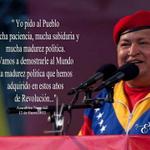 RT @Yvanjosebello: Feliz lunes a toda Venezuela, sigamos en cualquier circunstancia en Unidad, Lucha, Batalla y Victoria, con Maduro. http://t.co/bWbQongK1H