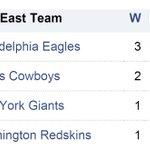 RT @Eagles: #StandingsOnly http://t.co/U2dVAhLvG0