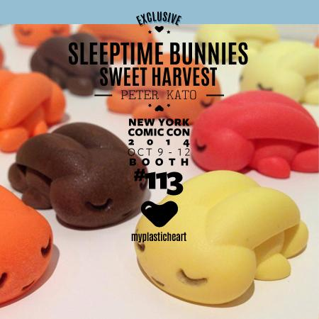 #NYCC2014 MPH Exclusive -  Sleeptime Bunnies Sweet Harvest by @peterkato http://t.co/M6WauqimQr #NYCC @NY_Comic_Con http://t.co/FgHcjKjVjh