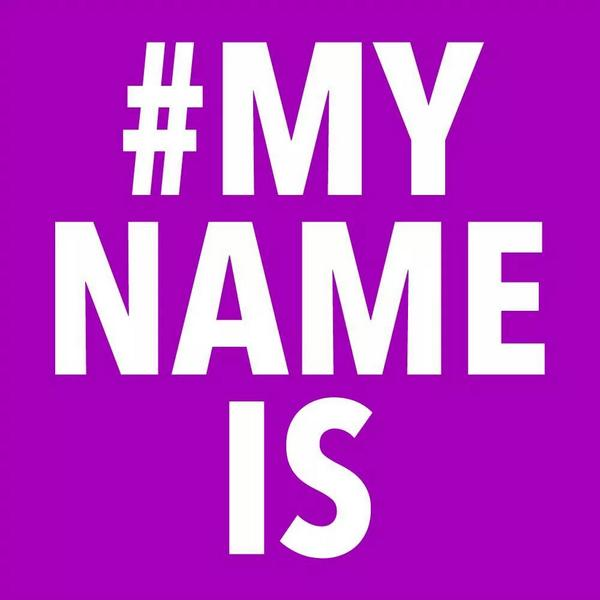 Tell @facebook their Legal Name Policy is unfair & discriminatory. Change your profile pic to #MyNameIs. Please RT. http://t.co/FyqukADyXi