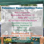 #utsadowntown come find out how & where to volunteer! #utsa #UTSA18 #utsa http://t.co/vpl8kPcI5P