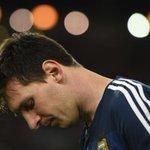 """True """"@kompascom Messi Lebih Kharismatis ketimbang Ronaldo http://t.co/OrN5TbNzor http://t.co/yTegJ8KzWe"""