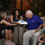 RT @GDLA: Celebrating 87th Birthday with @Dodgers Legend and baseball hall of famer Tommy Lasorda http://t.co/1eGh25ELYK