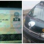 RT @MuniLima: Informamos que inspectora Ada Rendón fue atropellada por combi de empresa Álamo Santa Rosa F1G 673 en Puente Nuevo http://t.co/vGX85pC9wq