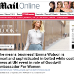 The Daily Mail reaches new depths when covering the launch of Emma Watsons gender equality campaign #missingthepoint http://t.co/Ryimof9dPE