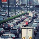 RT @cicloaxion: Tomamos un puente de la #JavierPrado y así amaneció ;) Feliz #DíaSinAuto. Una bici más = Un auto menos http://t.co/VWbBSs8NuB
