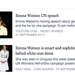RT @tethysia: Naturally, The Daily Mail point out whats really important. #heforshe http://t.co/gBlnZuxv9b