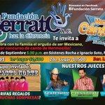 EL MEJOR CONCURSO DE CANTO DE HERMOSILLO ¡TE INVITA A CELEBRAR EL ORGULLO DE SER MEXICANO! #VENYCÁNTALE http://t.co/aEBJlT9HyZ