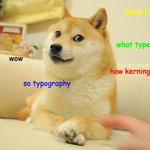 RT @browbeat: Leave Comic Sans alone: http://t.co/daoJ2VRuIX #KernYourEnthusiasm