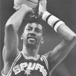 """RIP Caldwell """"Pop"""" Jones. Best player to ever don the #27 for the @spurs. #GoSpursGo http://t.co/nxoAabQFOl"""
