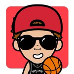 RT @jaimerenee2: @AustinMahone look I made you!???? go spurs!!! http://t.co/EIaDsZNN3t