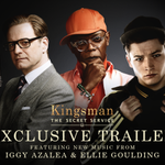 RT @SamuelLJackson: Go step up your spy game! #Kingsman trailer debuts w/new @IGGYAZALEA & @elliegoulding song during @Gotham tonight! http://t.co/6WJXbgA910