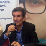 """RT @M_Mercieca: Enjoyed talking about the importance of """"learning by doing"""" today. Thanks to @CIPD & everyone else! #lab14 #5skills http://t.co/4uQMedF7HH"""