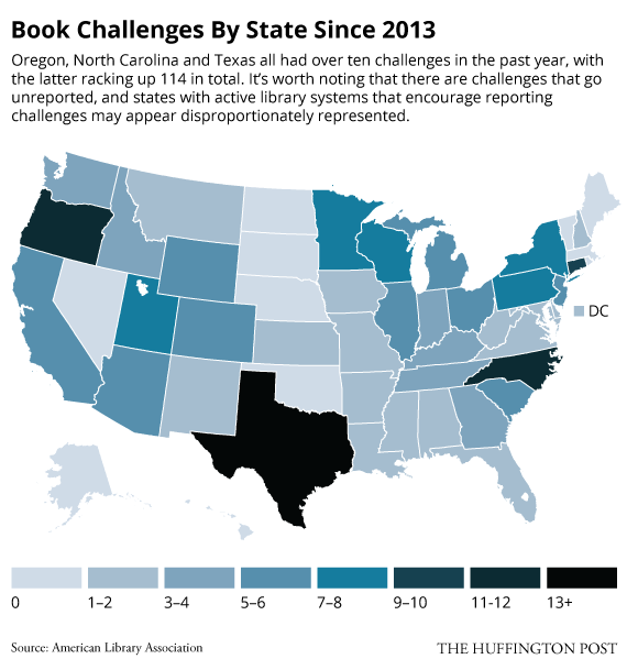 It's Banned Books Week! Check out Banned Books By the Numbers, infographics via @HuffPostBooks:http://t.co/EOQLeMWcjZ http://t.co/uQWtfoXEPE
