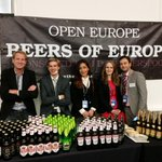 """RT @OpenEurope: The Open Europe team gearing up for """"Beers of Europe"""" at #Lab14. Starting at 21.30. Exchange 11. Stop by! http://t.co/vsMs5VFPzX"""
