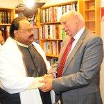 RT @AbbasiMrehan1: QET #AltafHussain meets Governor of #Punjab #Pakistan Ch. M Sarwar at #MQM International Sec #London http://t.co/Np4UfzKR75