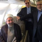 RT @HassanRouhani: Landed in NY. Hope #UNGA2014 gives us opportunity to take steps towards a World Against Violence & Extremism. #WAVE http://t.co/lXNFyBf7gE