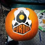 We will be selling these adorable Purdue themed pumpkins this weekend at the Homecoming game! @LifeAtPurdue http://t.co/EUEAgRxgfM