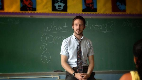 Our late-night highlight at 1.40am is powerful classroom drama Half Nelson, starring Oscar nominee Ryan Gosling. http://t.co/6W2p2YHLhm