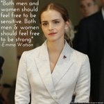 RT @ariannahuff: Yes! @EmWatson launching @UN_Womens #HeForShe gender equality campaign: http://t.co/JbRVF3krxL http://t.co/JFHDUPOaf8