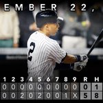 RT @Yankees: RECAP: Jeters 3 RBIs back Pinedas masterpiece as #Yankees shut out Orioles in the Bronx. http://t.co/k3MpVHKut1 http://t.co/nWx4CpmqBc