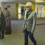 Welsh crooner Tom Jones arrived in #Melbourne this morning ahead of #AFLGF performance. #7NewsMelb http://t.co/9CYYEwDLIM