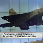 RT @FoxNews: .@JenGriffinFNC reports stealth F-22 fighter jets are making first appearance in U.S. combat as airstrikes hit #Syria http://t.co/wZD7f7IEbc
