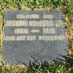 Visited the grave site of #LA native Policeman Joseph Romero, Jr. today... #LODD #NeverForgotten http://t.co/dpmj3fh6Fv