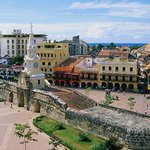 Hermosa vista de mi Cartagena de Indias,donde el tambor suena al ritmo del corazón @NOTICARTAGENA @victor_admon . http://t.co/vZN12FxM1r
