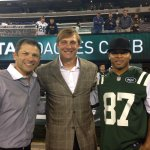 """RT @S0_NY17: GOATS""""@waynechrebet: Hanging with my BOYS CHAD P. and LAVERANUES at METLIFE STADIUM. #OLDSCHOOL http://t.co/XBLNjcYGUj"""""""