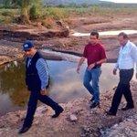 RT @navarreteprida: Me encuentro realizando una supervisión de la zona afectada del #RíoSonora http://t.co/RrkSldCtJ3