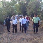 RT @JavierDagnino: Proporcionando información al Secretario @navarreteprida sobre servicios #C4 en el #RioSonora. @guillermopadres #066 http://t.co/U8gVrJXZBY