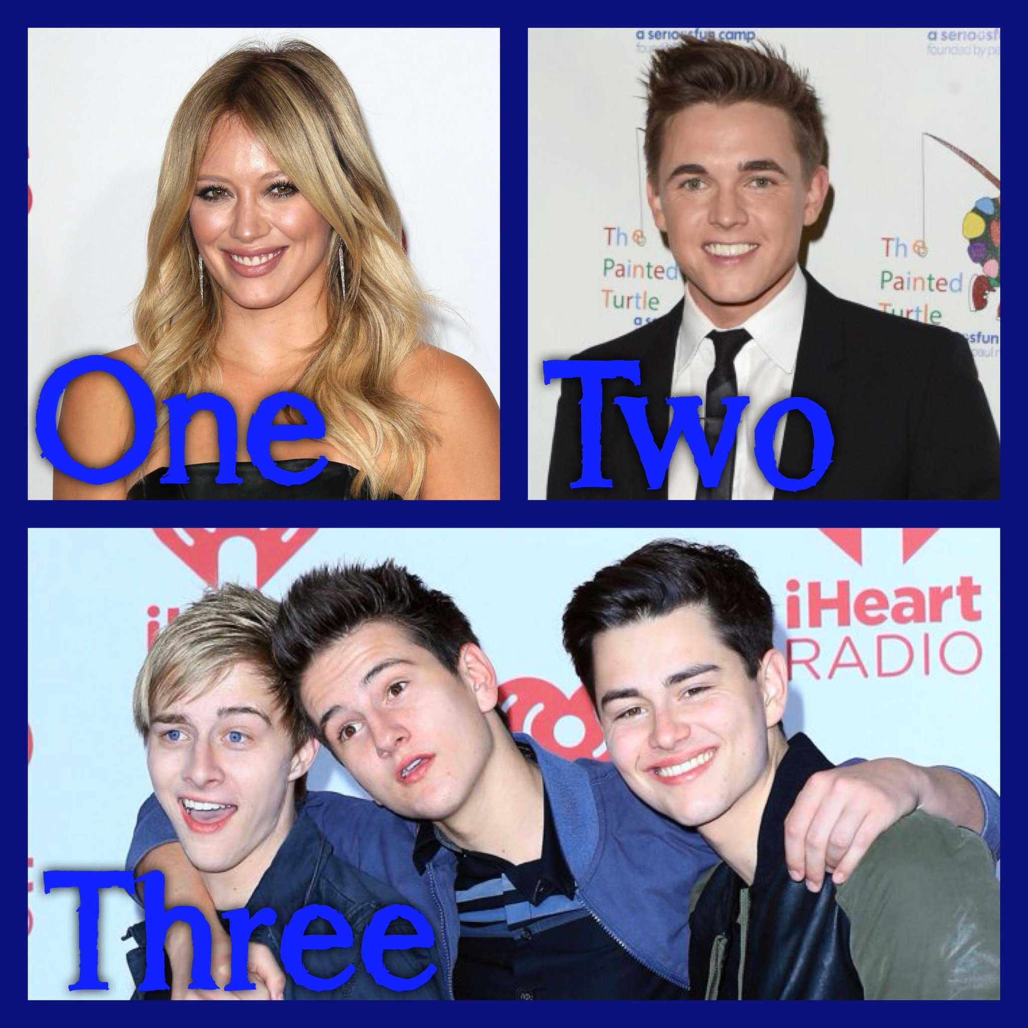 RT @radiodisney: Monday's #RDTop3: 1. @HilaryDuff #AllAboutYou 2. @JesseMcCartney #BackTogether 3. @BeforeYouExit #HeartLikeCalifornia http://t.co/1CdLwev9iU