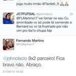 Até jogador que nunca atuou pelo #Galo humilha as Marias. HAHAHA! http://t.co/KOmNZ9JK23