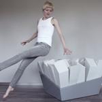 RT @livedoornews: 【飛び込めるw】ポリウレタンでできたソファが斬新 http://t.co/Mq9ZyTo5NU 身体の重みに合わせて形状が変化するので読書や居眠りに最適 http://t.co/8mZfCvd3qq